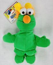 """Sesame Street Honker 6"""" Plush Bean Bag New Tyco Vintage 1997"""
