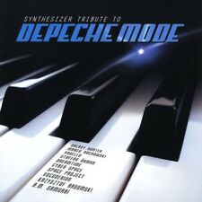 Various Artists - Synthesizer Tribute to Depeche Mode / Various [New CD]