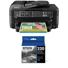 Color Printer Scanner Copier Wireless Wifi Best All In One Office NFC+Black Ink