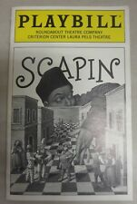 SCAPIN Playbill February 1997 Bill Irwin,Moliere