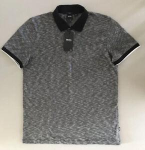 Hugo Boss Pal 06_D Slim Fit Short Sleeves Shirt Size XXL