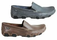 NEW ANDACCO MAXWELL MENS LEATHER COMFORTABLE LOAFER SHOES MADE IN BRAZIL