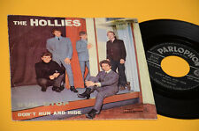 """HOLLIES 7"""" 45 BUS STOP 1° ST OERIG ITALY 1966 DISCO EX"""