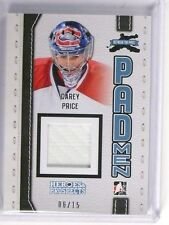 14-15 ITG Heroes Between The Pipes Padmen Carey Price #d06/15 #PM-Cp1 *48811