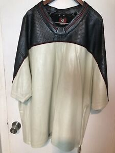 allen iverson Leather Limited Edition Jersey Xxl