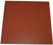 Lego Reddish Brown Base Plate 32x32 (studs) (3811) NEW!!!