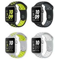 Apple Watch Series 2 Nike+ 38mm or 42mm Silver Plus Space Gray *A Grade*