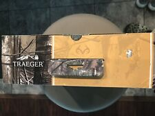 Traeger Industries BAC379 Grill Cover - Realtree Camo