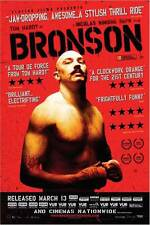 BRONSON Movie POSTER 27x40 UK Tom Hardy Matt King
