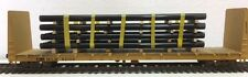 HO Scale 40' Pipe Load
