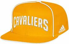 Cleveland Cavaliers Adidas Snapback Baseball Cap Yellow New With Tags Fast Ship