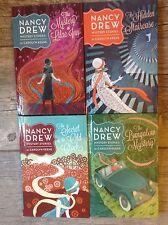 Lot of 4 Nancy Drew books by Carolyn Keene Modern Reprints Hardcover