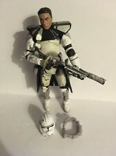 """STAR WARS LOOSE TAC """"THE FALL OF THE REPUBLIC"""" CLONE TROOPER COMMANDER"""