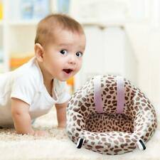 Portable Infants Support Seat Cover Sit Up Soft Sofa Baby Plush Chair Cushion 2