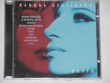 BARBRA STREISAND -Duets- CD