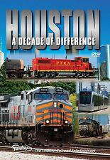 HOUSTON A DECADE OF DIFFERENCE PENTREX NEW DVD VIDEO