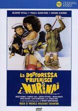 Dvd La Dottoressa Preferisce I Marinai (1980)  ......NUOVO