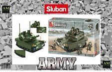 SLUBAN ARMY BAUSET - PANZER III -  M38-B0305 - 344 TEILE  - NEU/OVP