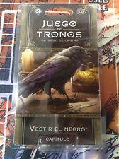 Vestir el negro / Poniente (Juego de tronos LCG 2ª Edición)