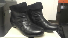 HUSH PUPPIES STYLIN ANKLE BOOT H505387 WOMEN'S SIZE 6