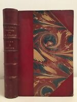Recueil Las Tratado de la France M. de Clercq Tomo Décima 1867-1872 Amyot 1872