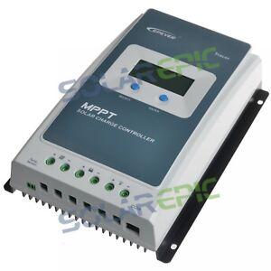 Epever TracerAN Solar Charge Controller 10A20A MPPT Regulator 12V/24V Max PV 60V
