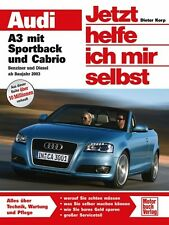 Audi A3 ab 2003 Reparaturanleitung Reparaturbuch Jetzt helfe ich mir selbst Buch