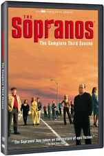 The Sopranos: The Complete Third Season [New DVD] Boxed Set, Repackaged, Slips