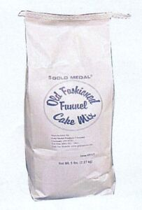 5115 FUNNEL CAKE MIX  -  The Best OLD FASHIONED MIX
