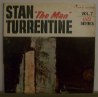 """Stanley Turrentine/""""The Man/Time Records/N9OP-1753/VG++-NM-"""