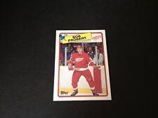 BOB PROBERT 1988-89 Topps #181 RC  MINT Detroit Red Wings BUY 2 / RECIEVE 1 FREE