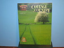 David Winter Collectors Guild Cottage Country Issue 22 Summer 1992