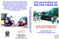 DVD: Steam Engines on the Pine Creek Railroad