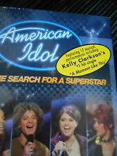 American Idol (VHS, 2002)