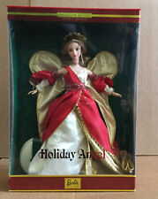 Collector Edition HOLIDAY ANGEL Barbie 2nd in Series