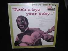 Rock-A-Bye Your Baby... The Jolson Story G+/G+ Free Shipping