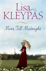 Mine Till Midnight (The Hathaways) by Lisa Kleypas Paperback Book The Cheap Fast