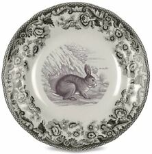Spode Delamere Rural bunny rabbit side tea plate 15cm / 6""