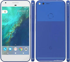 "Brand New GOOGLE PIXEL XL 5.5"" BLUE 32GB ANDROID PHONE CDMA+GSM UNLOCKED World"