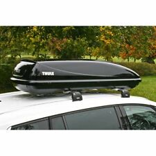 Thule Ocean 200 Roofbox 450Ltr. Oundle (Thule stockist) Gloss Black - In Stock