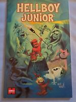HELLBOY JUNIOR by Bill Wray, Dave Cooper and Mike Mignola grapic novel comic