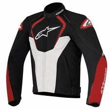 Blousons imperméable noir Alpinestars pour motocyclette