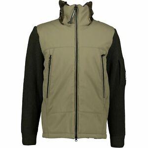 CP Company Shell Nylon/Lambswool Jacket
