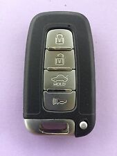 4B KIA remote key shell smart card fob remote shell Hyundai Remote ix40 ix45