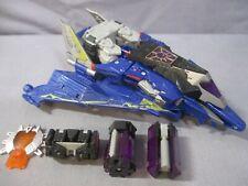 Transformers Cybertron SOUNDWAVE w/ LASERBEAK Complete Voyager Class 2005