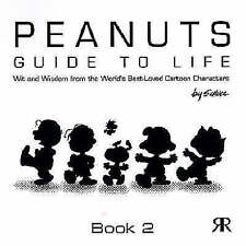 PEANUTS GUIDE TO LIFE __ BOOK 2 __ SCHULTZ  ______ BRAND NEW __ FREEEPOST UK
