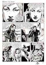 """MAJO -  Dampyr  n. 82 """" Via del sortilegio """" -  p. 47"""