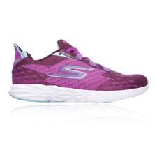 Baskets goruns violets Skechers pour femme
