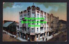116548 AK Lodz Hotel Bristol 1915 Łódź Lodsch Litzmannstadt