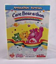 Care Bear-a-thon - The Last Laugh/Bedtime Stories/To The Rescue (DVD, 2005)